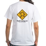 White BookCrossing T-Shirt