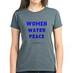 WWP Lg Blu- Women's Classic T-Shirt