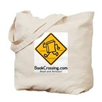 BookCrossing Canvas Tote Bag