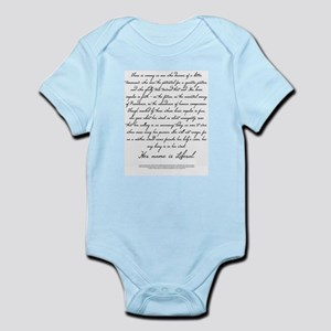 The Liberal Infant Bodysuit