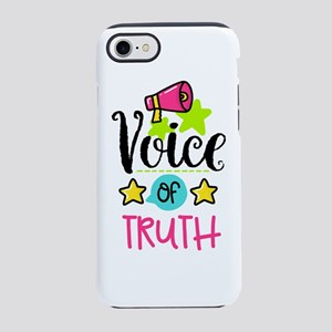 Voice Of Truth iPhone 8/7 Tough Case