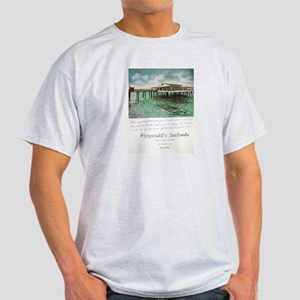 Fitzgerald's Ash Grey T-Shirt