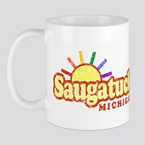 Sunny Gay Saugatuck, Michigan Mug