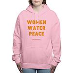 WWP Lg Orng- Women's Hooded Sweatshirt