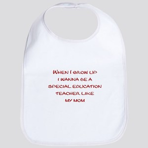 Special Education Teacher Bib