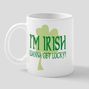 Wanna Get Lucky Mug