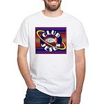 Club Jesus White T-Shirt