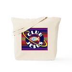 Club Jesus Tote Bag
