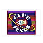 Club Jesus Postcards (Package of 8)