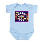 Club Jesus Infant Bodysuit