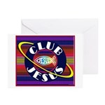 Club Jesus Greeting Cards (Pk of 20)