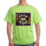 Club Jesus Green T-Shirt