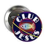 "Club Jesus 2.25"" Button"