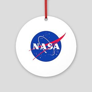 NASA Ornament (Round)