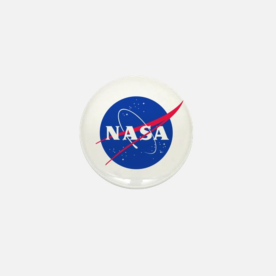 NASA Mini Button