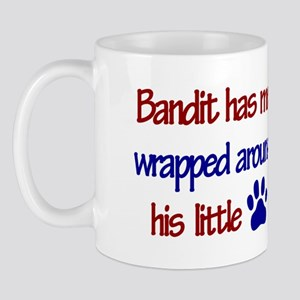 Bandit Has Me Wrapped Around Mug