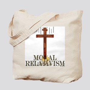 Moral Relativism Tote Bag