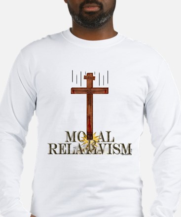 Moral Relativism Long Sleeve T-Shirt