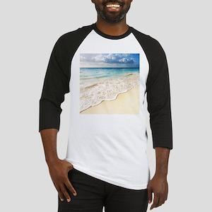 Beautiful Beach Baseball Jersey