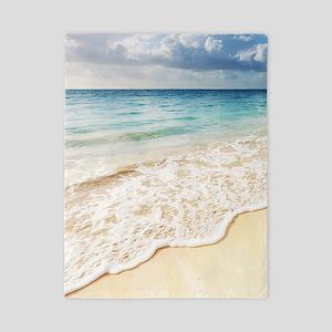 Beautiful Beach Twin Duvet Cover
