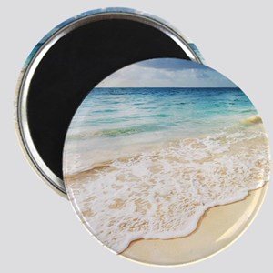 Beautiful Beach Magnet