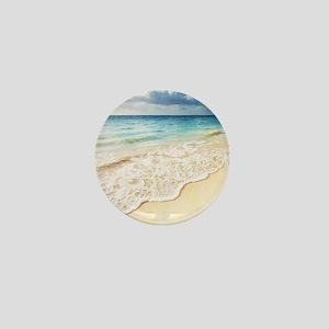 Beautiful Beach Mini Button