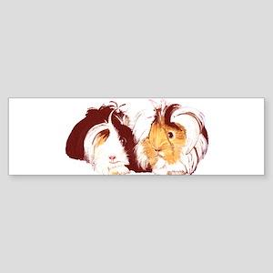 GUINEA PIG ~Precious Moment~ LilyKo.com Sticker (B