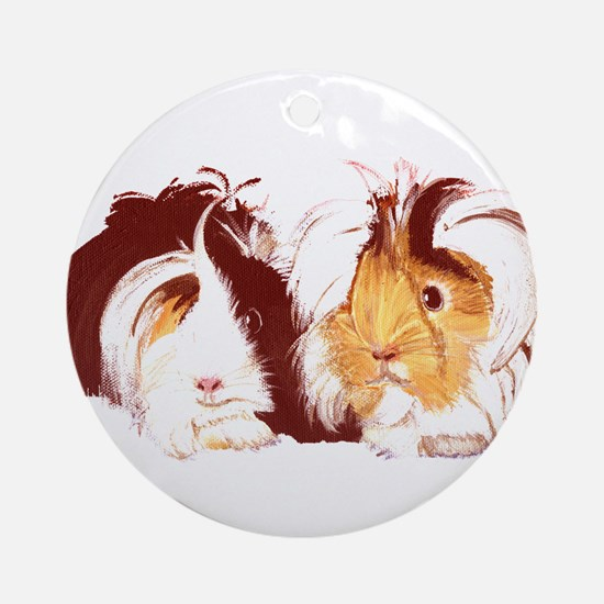 GUINEA PIG ~Precious Moment~ LilyKo.com Ornament (