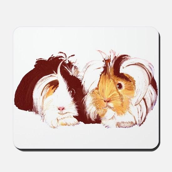 GUINEA PIG ~Precious Moment~ LilyKo.com Mousepad