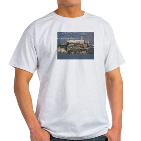 Alcatraz Island 2 Light T-Shirt