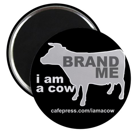 "Branded 2.25"" Magnet (10 pack)"