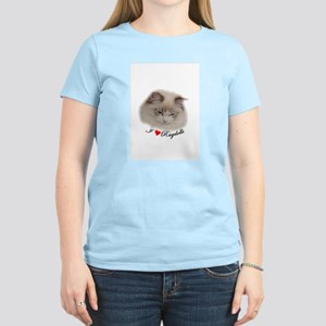 ragdoll Women's Light T-Shirt