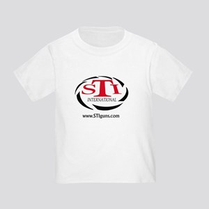 STI Toddler T-Shirt (Single Sided)