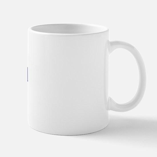 Taz Has Me Wrapped Around His Mug