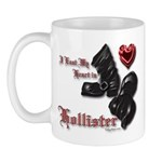 Biker Valentine's Day 11 oz Ceramic Mug