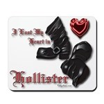 Biker Valentine's Day Mousepad