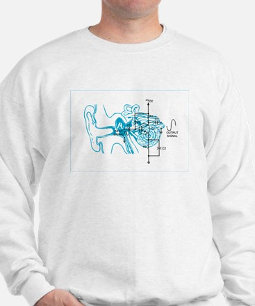 Signal to Noise - Light Sweatshirt