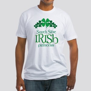 Irish Princess Fitted T-Shirt