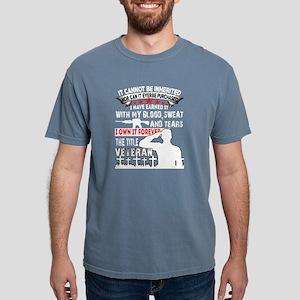 The Title Veteran T Shirt T-Shirt