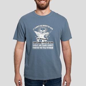 Forever The Title Veteran T Shirt T-Shirt