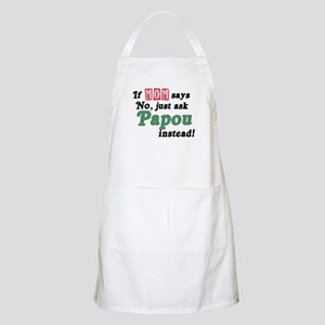 Just Ask Papou! BBQ Apron