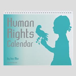 Celebrate Human Rights Wall Calendar 2013