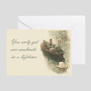 Funny Subversive Love Greeting Card L@@K Inside!!