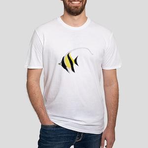 Moorish Idol Fitted T-Shirt