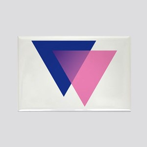 Bisexual Rectangle Magnet