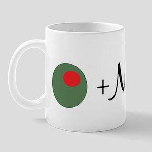 Olive Nonna Mug