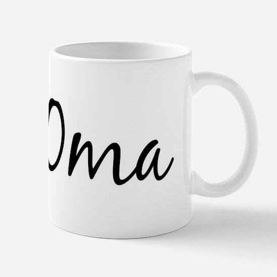 Olive Oma Mug