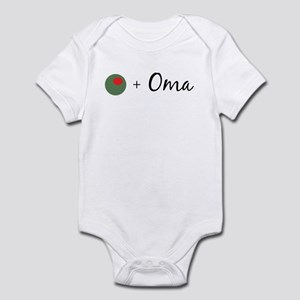 Olive Oma Infant Bodysuit