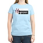 Democracy in Action Women's Light T-Shirt