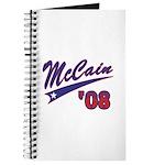 McCain '08 Swoosh Journal